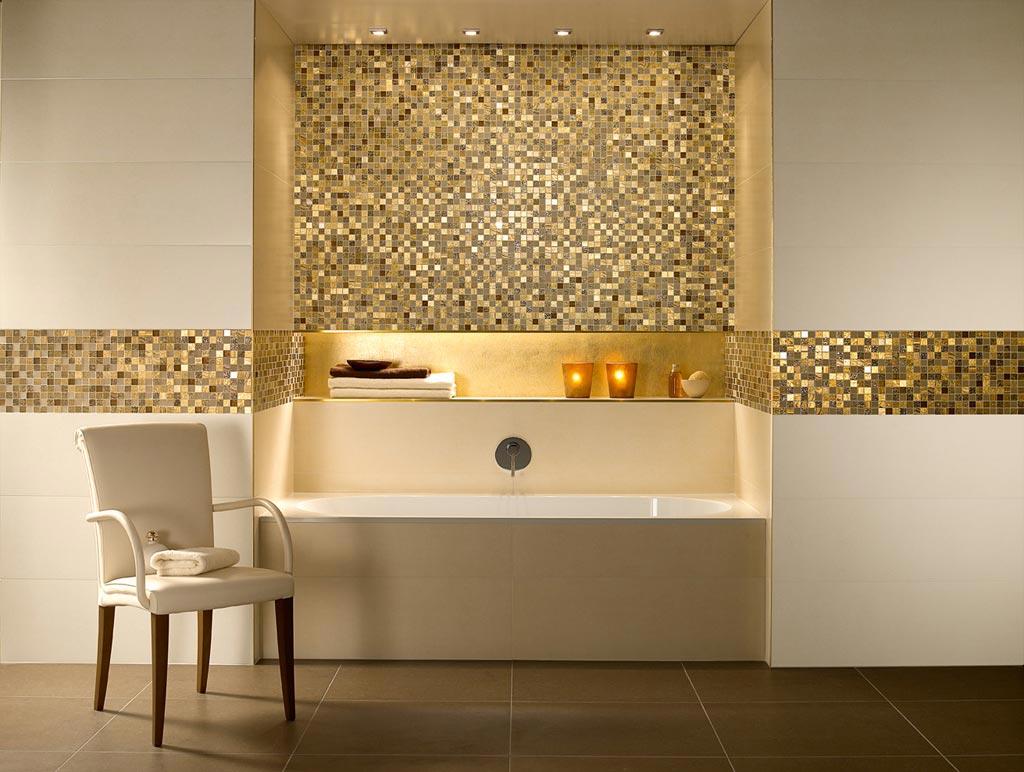 Mosaikfliesen Bad mosaikfliesen viele gestaltungsmöglichkeiten für innen und
