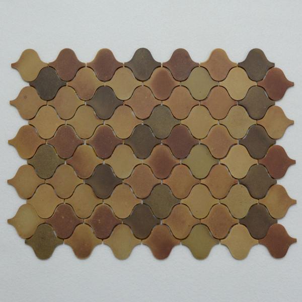Mosaik Villeroy Boch Florentiner Braun Bunt X Cm I - Florentiner fliesen