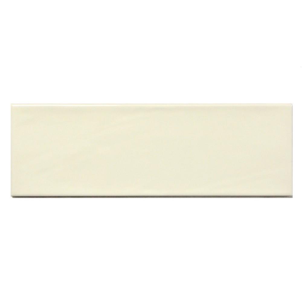 Wandfliese cifre bulevar ivory creme 10x30 cm i sorte - Wandfliesen maueroptik ...