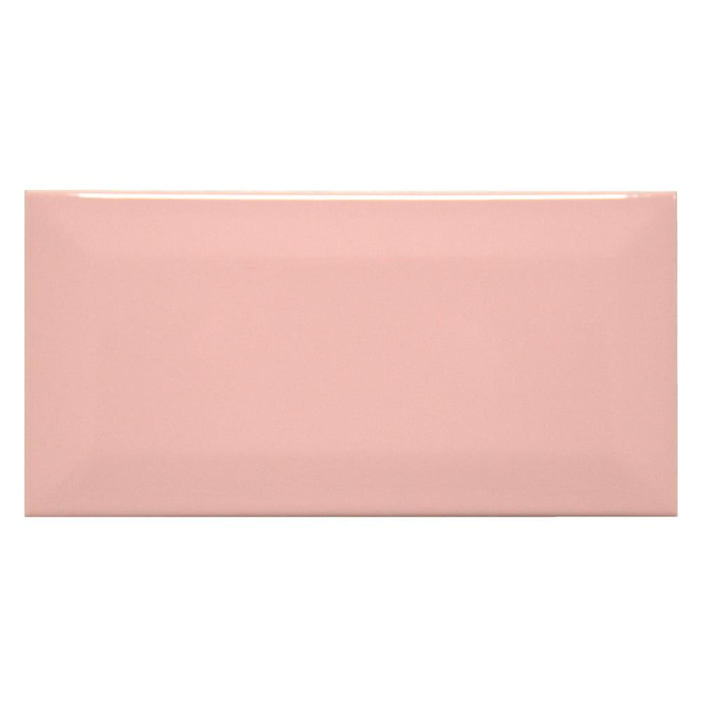 Wandfliese Haju Metro Pink Altrosa 10x20 Cm Fliesen Muller