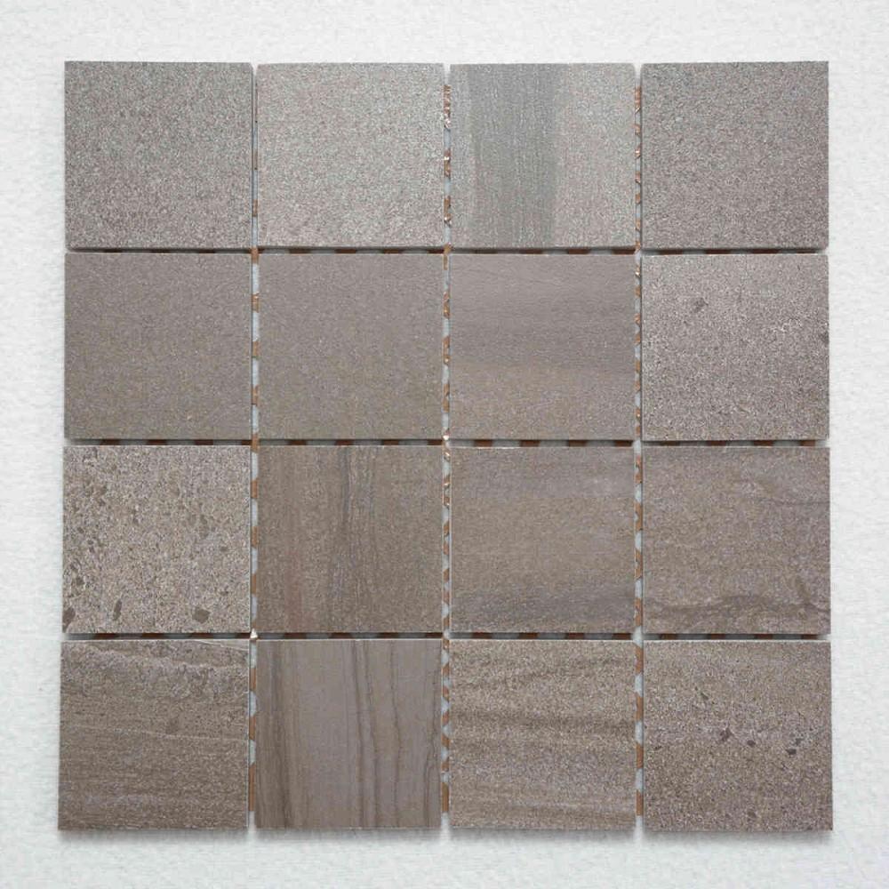 mosaik villeroy boch 2013 va70 gemstone greige braun 30x30 cm i sorte natursteinoptik. Black Bedroom Furniture Sets. Home Design Ideas